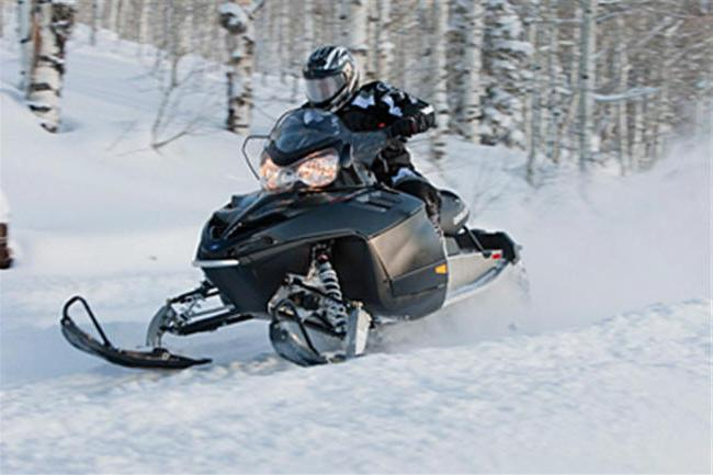 polaris lx snowmobile
