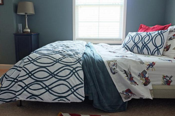 how quickly to fill a blanket in a duvet cover