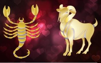 Horoscope: compatibility of a Scorpio woman and Aries men