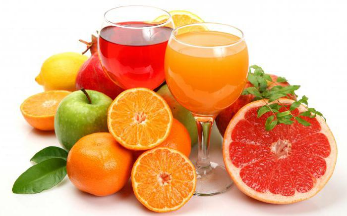 How to prepare a fruit drink
