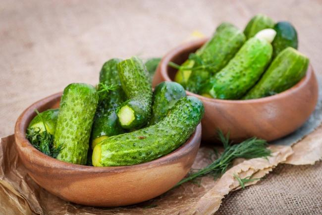 how to steal cucumbers fast