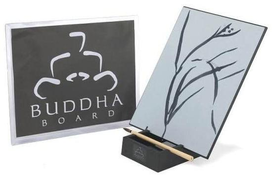 tablet for water drawing Buddha Board