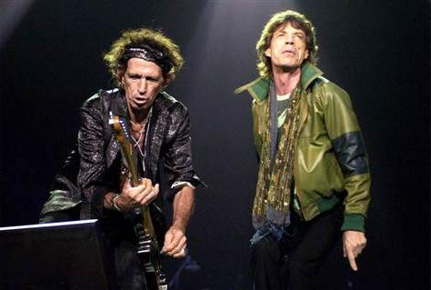 the most popular rock bands of foreign