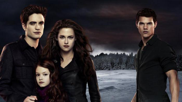 """Dusk"". What is the Twilight Saga?"