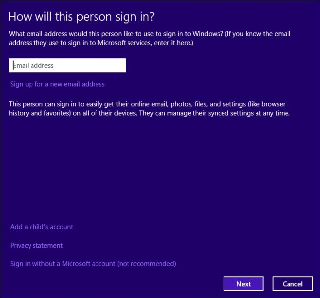 How to change the Microsoft account on your phone