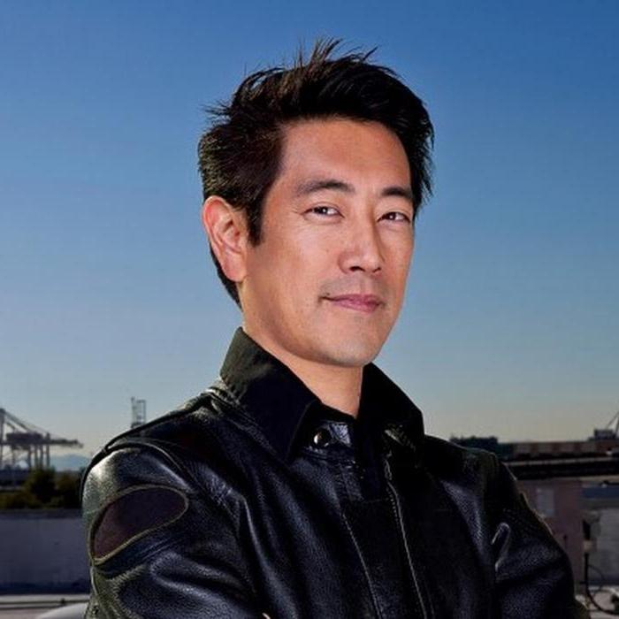 TV personality/actor Grant Imahara attends a joint October ...  |Grant Imahara