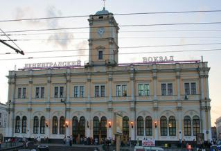 The area of three stations is in Moscow