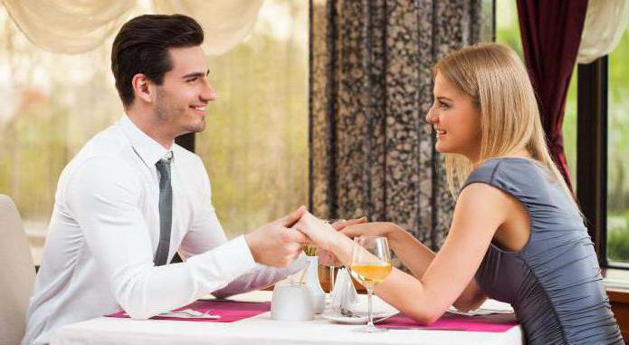 What to give to the girl on the first date, that she liked it?