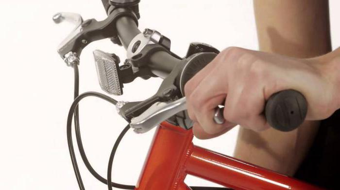 how to raise the steering wheel on a children's bicycle