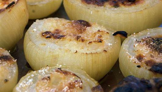 baked onions with diabetes